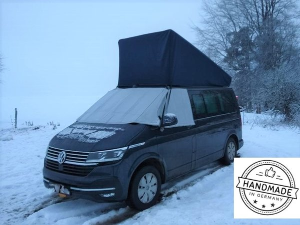 Thermo Cover VW T5/T6/T6.1 mit SCA194 Unifarben