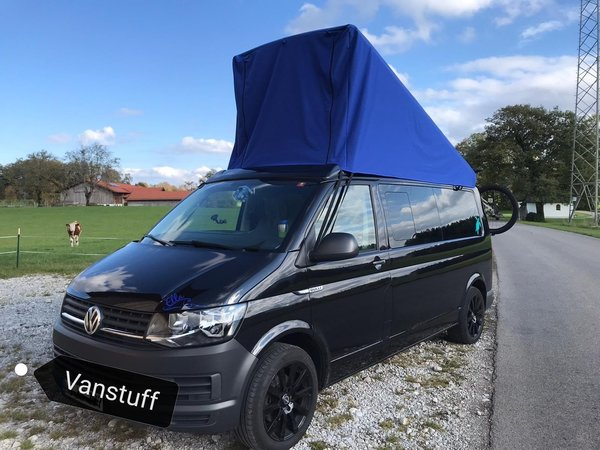 Thermo Cover VW T5/T6/T6.1 mit SCA192 Unifarben