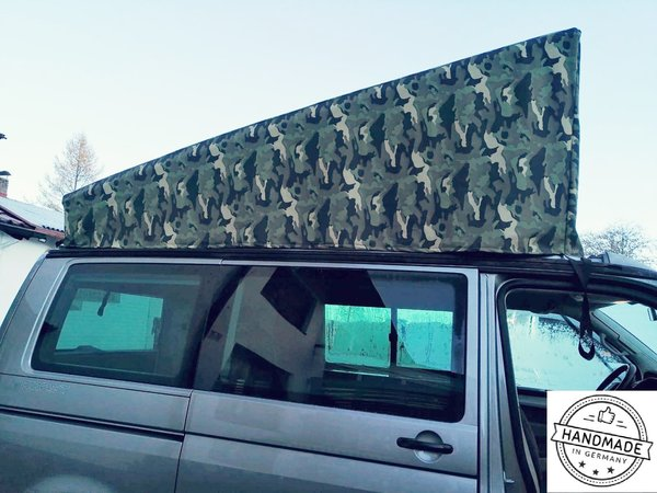 Thermo Cover Nissan Michelangelo Camouflage